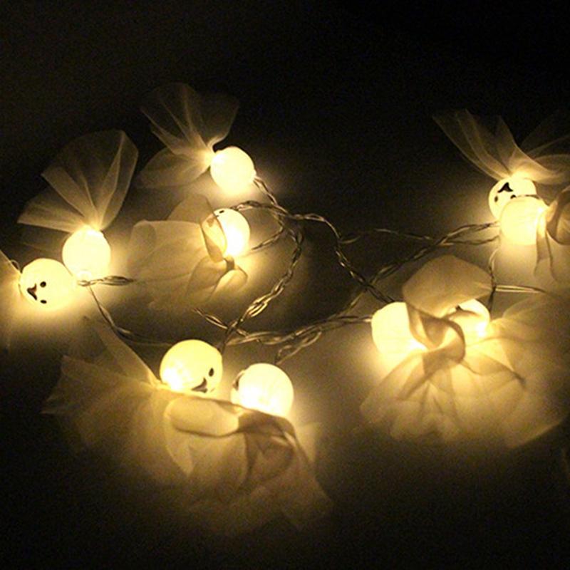 5M-40LED-Ghost-String-Lights-For-Halloween-Party-Decor-Halloween-String-Lig-U8Z1 thumbnail 15
