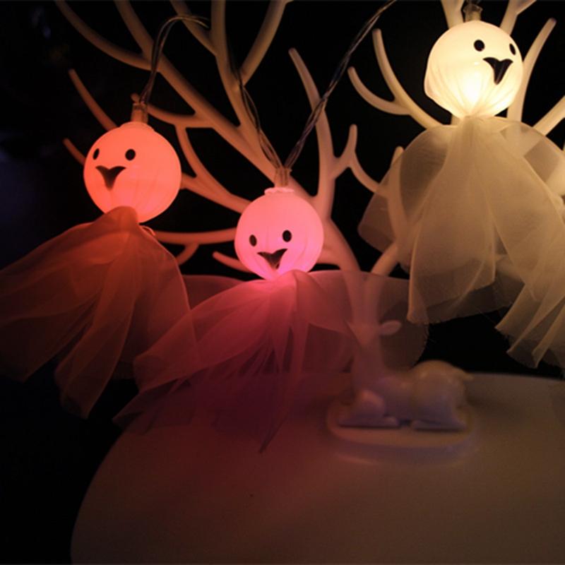 5M-40LED-Ghost-String-Lights-For-Halloween-Party-Decor-Halloween-String-Lig-U8Z1 thumbnail 24