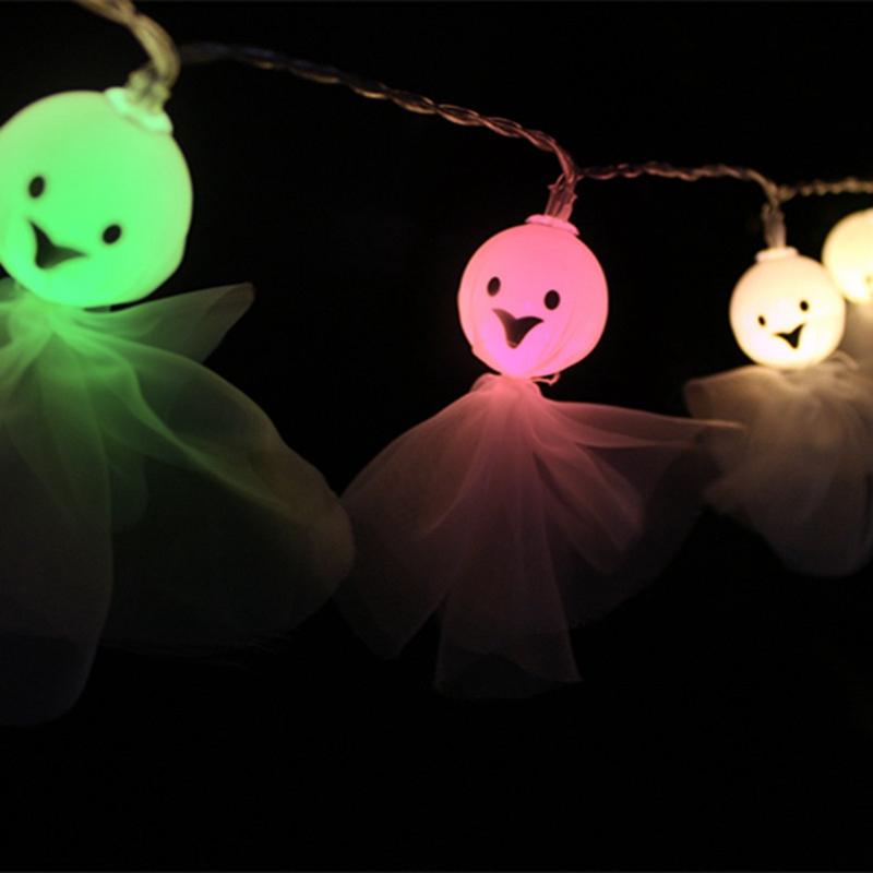 5M-40LED-Ghost-String-Lights-For-Halloween-Party-Decor-Halloween-String-Lig-U8Z1 thumbnail 27