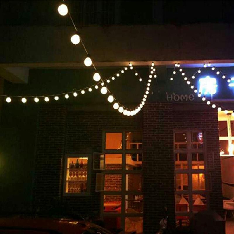 1pcs-Solar-energy-Decoration-String-Lights-6-5M-30-LED-Lights-Fairy-Light-L-I8A9 thumbnail 4