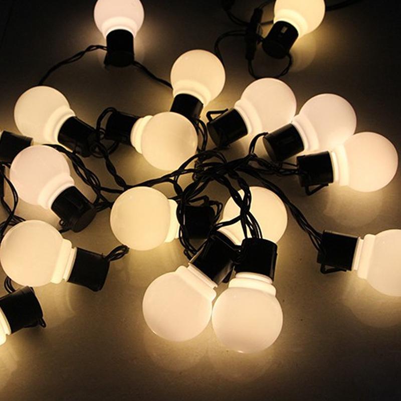 1pcs-Solar-energy-Decoration-String-Lights-6-5M-30-LED-Lights-Fairy-Light-L-I8A9 thumbnail 5