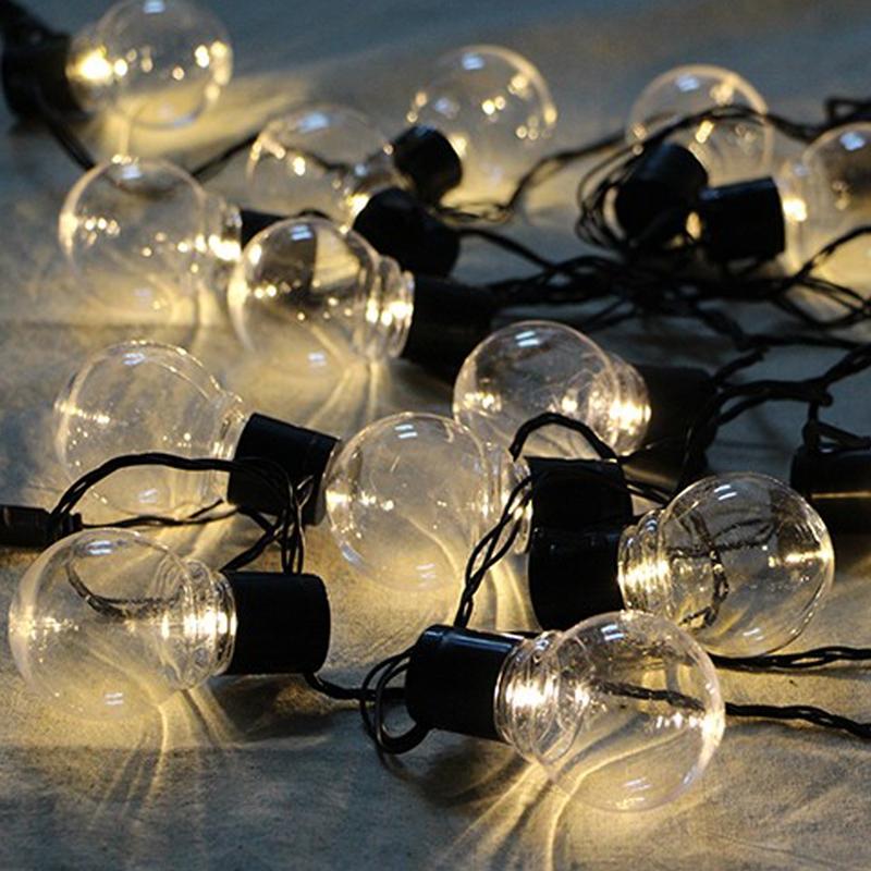 1pcs-Solar-energy-Decoration-String-Lights-6-5M-30-LED-Lights-Fairy-Light-L-M1T6 thumbnail 5