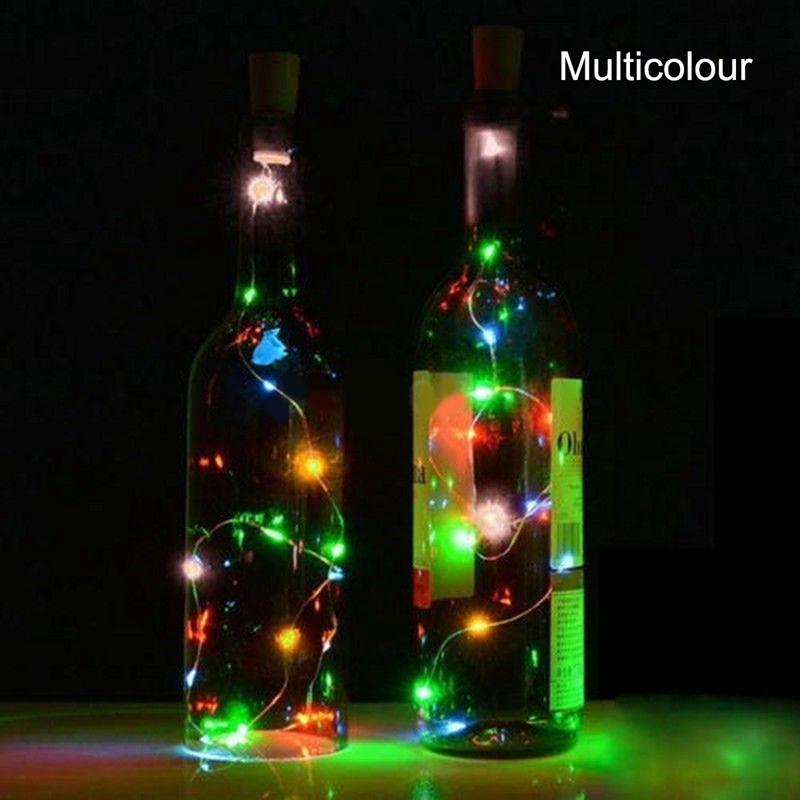 1-Pcs-Solaire-2M-Led-En-Forme-De-Liege-20-Led-De-Nuit-Fee-Guirlande-Lumineu-8J1 miniature 27
