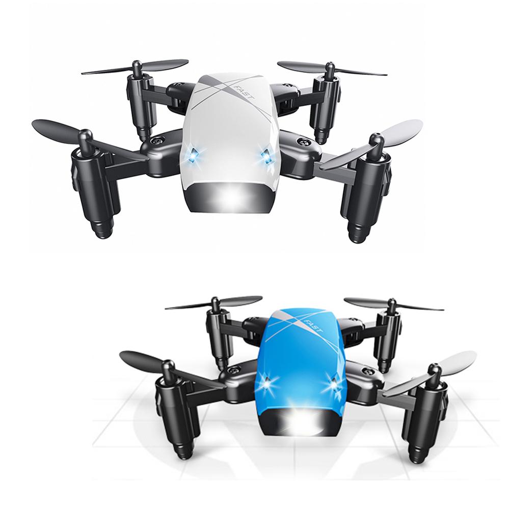 4X(S9 Pieghevole 2.4 GHz 6 Assi Trasmissione in tempo reale reale reale Drone Headless R8X1 92c8aa