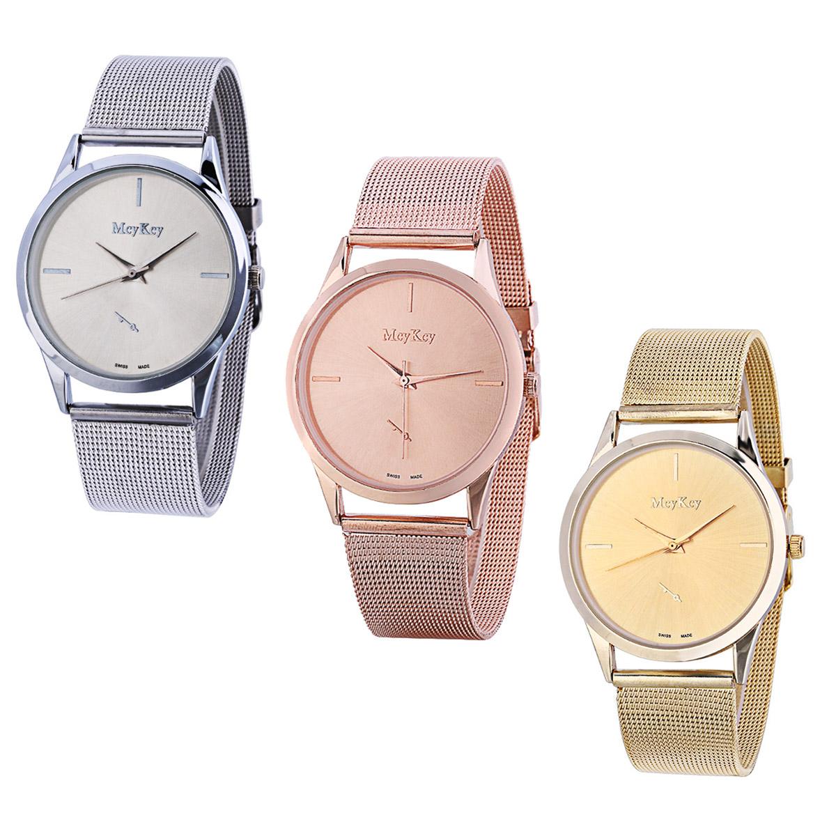 c7e8550dcf69 1X(Nuevo Relojes de mujer de moda Reloj de cuarzo de lujo para mujer ...