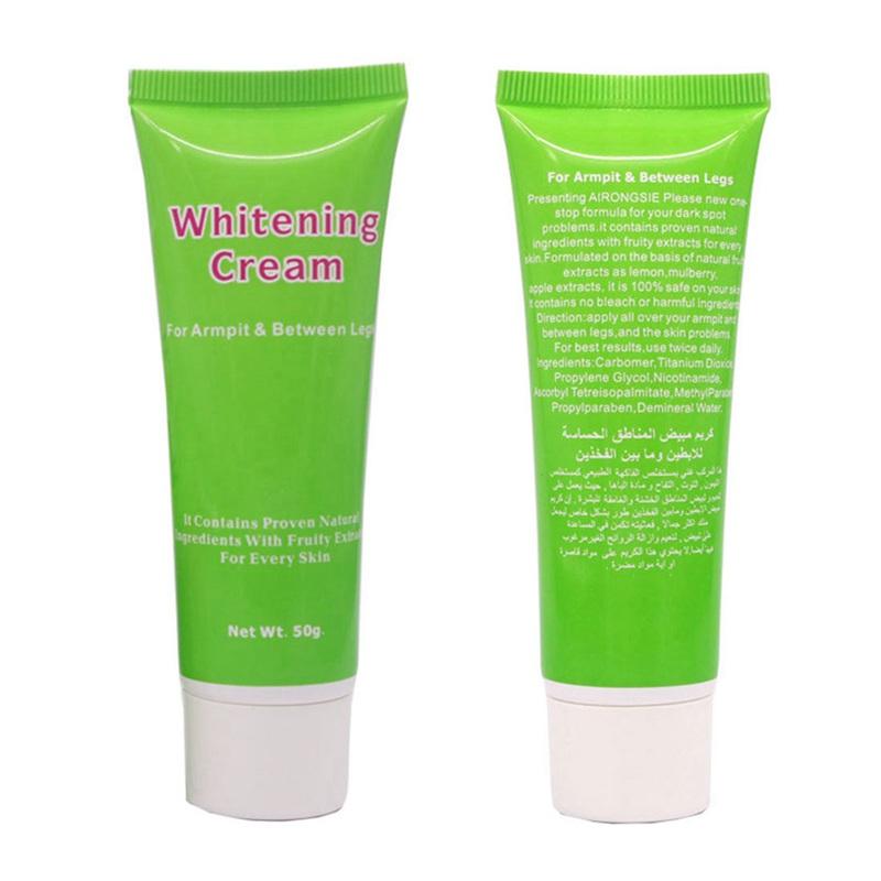 008b7d949 5X(Natural axillary fruit repair brightening cream 50g knees elbow bright  whi Z6