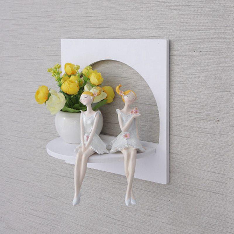 Fangyuan-Wall-hanging-wall-shelf-wall-wall-racks-perforated-wall-hanging-si-Y1V7 thumbnail 9