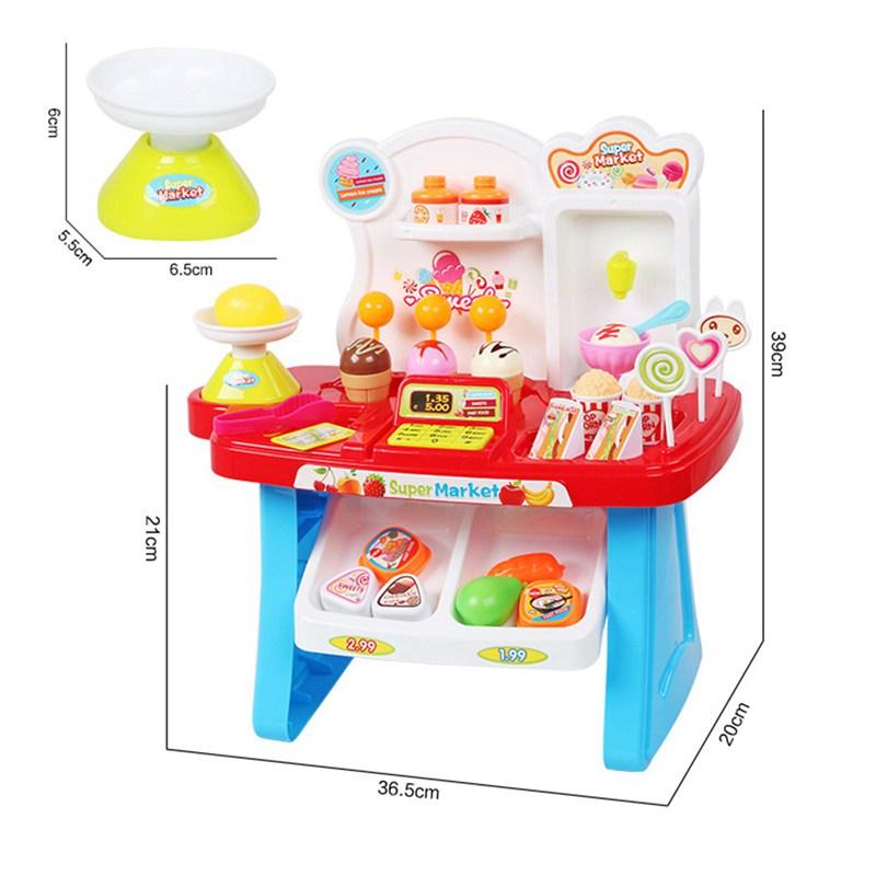 1-juego-Mini-supermercado-de-simulacion-multifuncion-para-ninos-cajero-hela-L5K6 miniatura 3