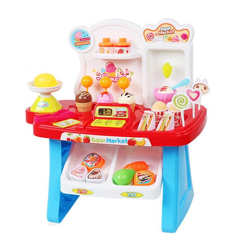 1-juego-Mini-supermercado-de-simulacion-multifuncion-para-ninos-cajero-hela-L5K6 miniatura 5