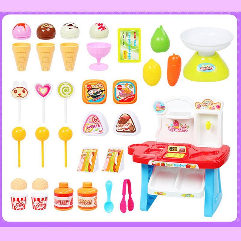 1-juego-Mini-supermercado-de-simulacion-multifuncion-para-ninos-cajero-hela-L5K6 miniatura 9
