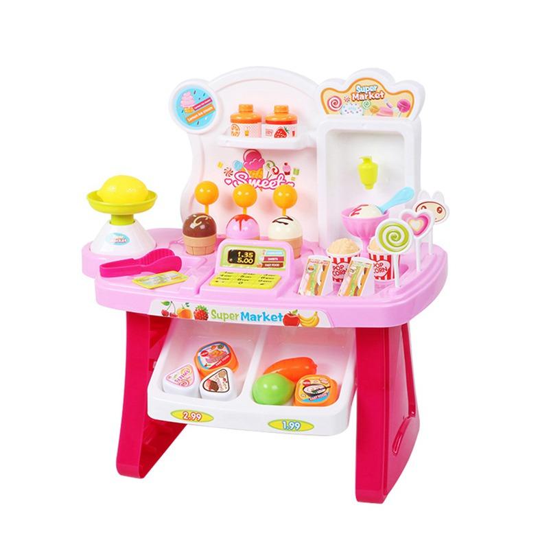 1-juego-Mini-supermercado-de-simulacion-multifuncion-para-ninos-cajero-hela-L5K6 miniatura 14