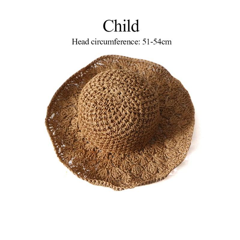 Nouveau-chapeau-visiere-plage-d-039-ananas-Panama-a-crochet-fait-main-pour-des-en-M4 miniature 3