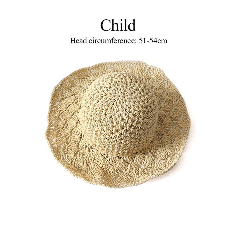 Nouveau-chapeau-visiere-plage-d-039-ananas-Panama-a-crochet-fait-main-pour-des-en-M4 miniature 13