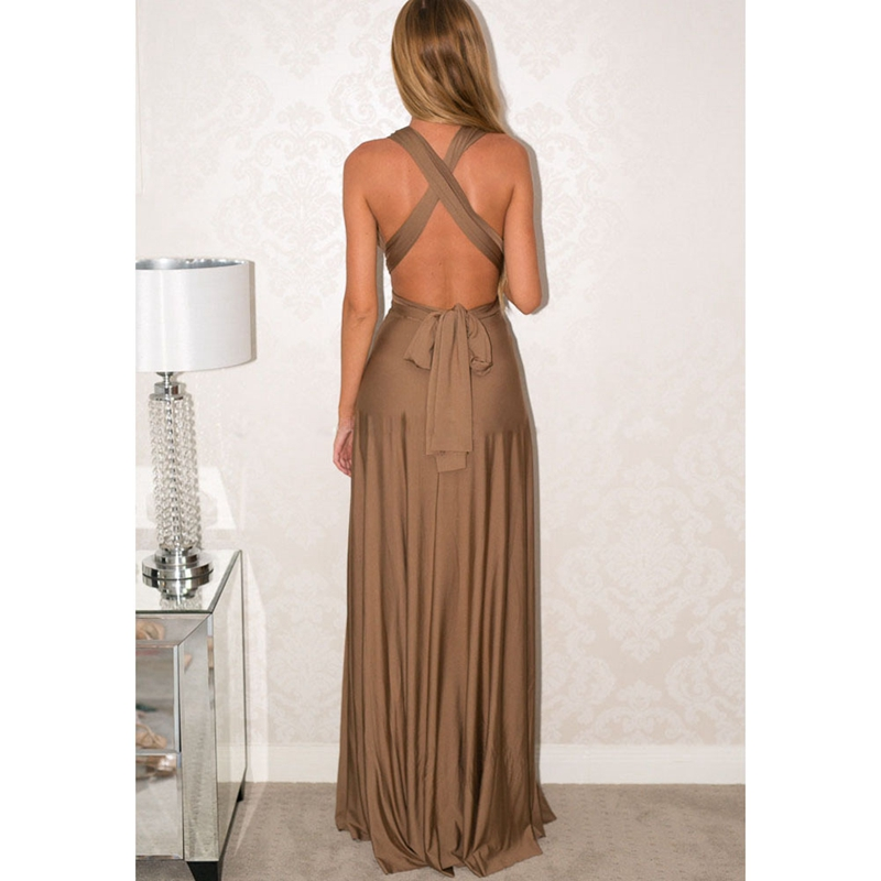 Women-039-s-New-Fashion-Sexy-Boho-Maxi-Club-Dress-Bandage-Long-Dress-Party-Mult-N9P8