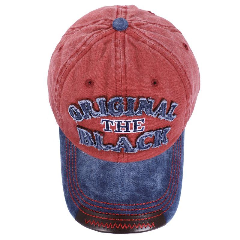 Retro Washed Baseball Cap Fitted Cap Snapback Hat for Men Bone Women Gorras  O7l5 e1b9cfa96c4