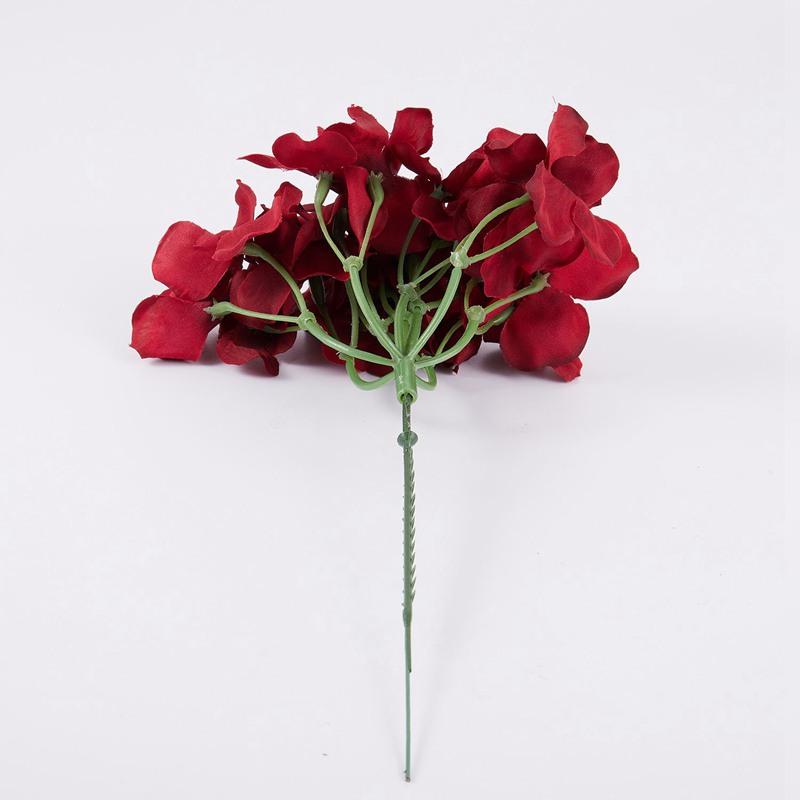 Seidenblume-Hochzeit-Dekoration-Kuenstliche-Blumen-Fruehling-Lebendige-Gros-C6W1 Indexbild 4