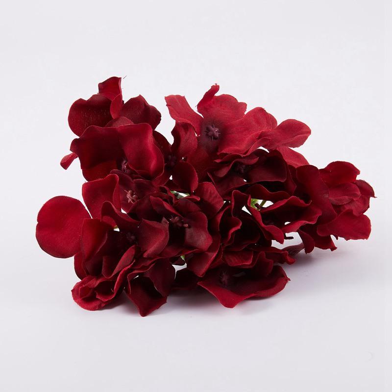 Seidenblume-Hochzeit-Dekoration-Kuenstliche-Blumen-Fruehling-Lebendige-Gros-C6W1 Indexbild 7