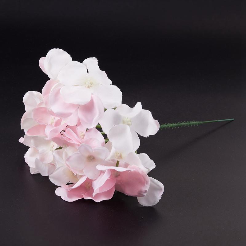 Seidenblume-Hochzeit-Dekoration-Kuenstliche-Blumen-Fruehling-Lebendige-Gros-C6W1 Indexbild 13