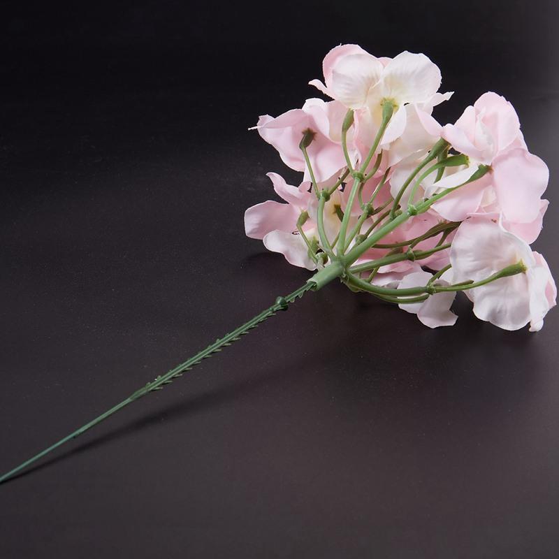 Seidenblume-Hochzeit-Dekoration-Kuenstliche-Blumen-Fruehling-Lebendige-Gros-C6W1 Indexbild 14
