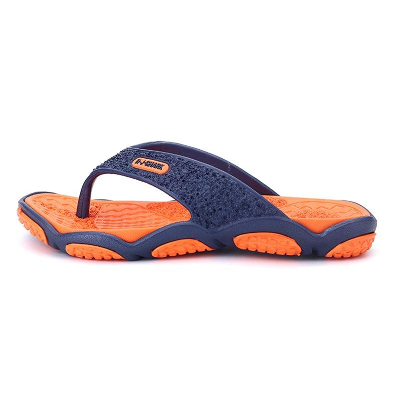 c277603cf Mens Flip Flops Summer Fashion Men s New Style Rubber Soft Shoes ...