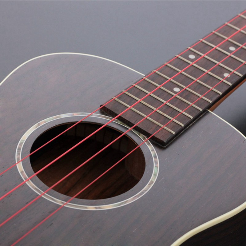 longteam ukulele carbon strings fluorocarbon fiber strings for 21 23 26 i r1r4 ebay. Black Bedroom Furniture Sets. Home Design Ideas