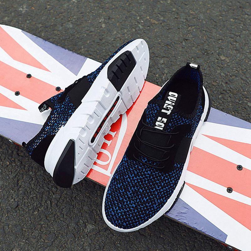 Mesh-Breathable-Men-Shoes-Walking-Men-Sneaker-Comfort-Run-Athletic-Shoe-Sof-E4S3 thumbnail 5