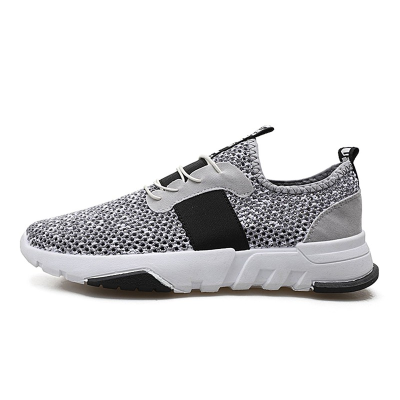 Mesh-Breathable-Men-Shoes-Walking-Men-Sneaker-Comfort-Run-Athletic-Shoe-Sof-E4S3 thumbnail 13