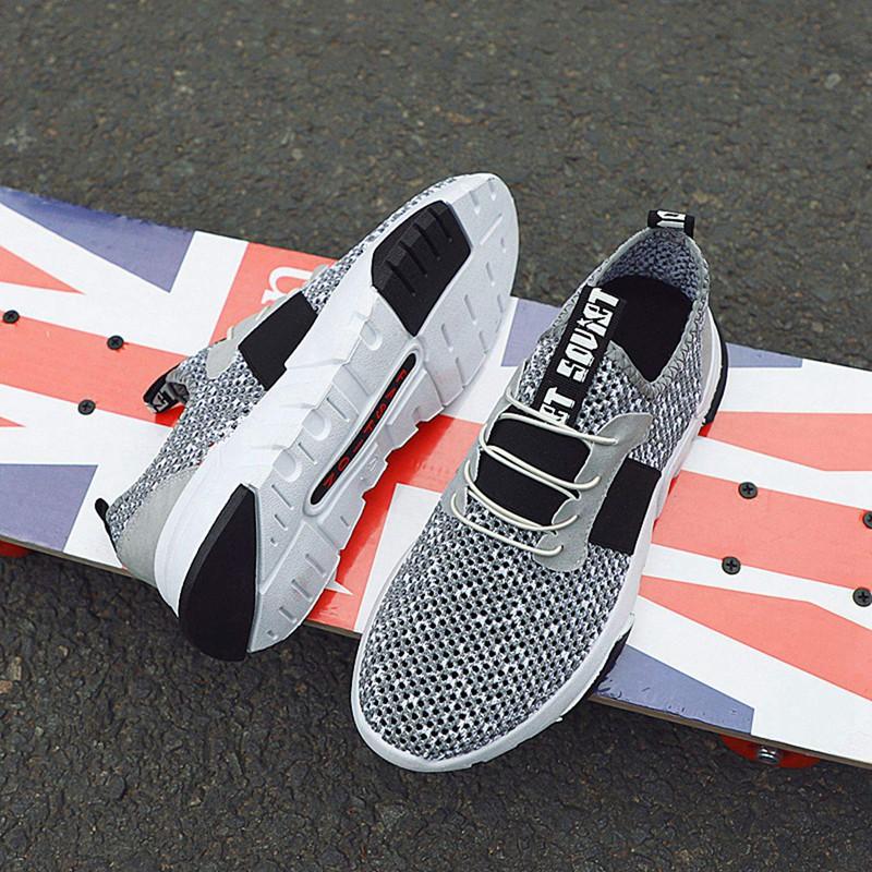 Mesh-Breathable-Men-Shoes-Walking-Men-Sneaker-Comfort-Run-Athletic-Shoe-Sof-E4S3 thumbnail 15