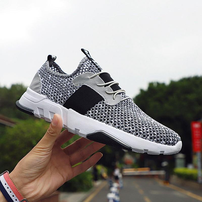 Mesh-Breathable-Men-Shoes-Walking-Men-Sneaker-Comfort-Run-Athletic-Shoe-Sof-E4S3 thumbnail 16