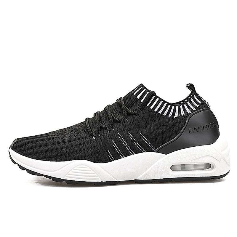 Men-039-s-Running-Shoes-Light-Training-Shoes-Mesh-Breathable-Male-Shoes-Lace-Up-L3E7 thumbnail 13