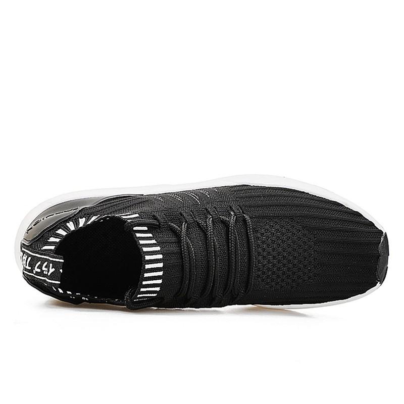 Men-039-s-Running-Shoes-Light-Training-Shoes-Mesh-Breathable-Male-Shoes-Lace-Up-L3E7 thumbnail 15