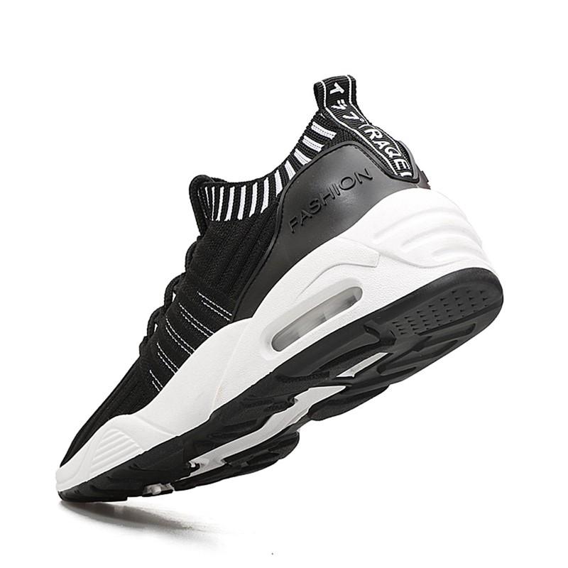 Men-039-s-Running-Shoes-Light-Training-Shoes-Mesh-Breathable-Male-Shoes-Lace-Up-L3E7 thumbnail 16