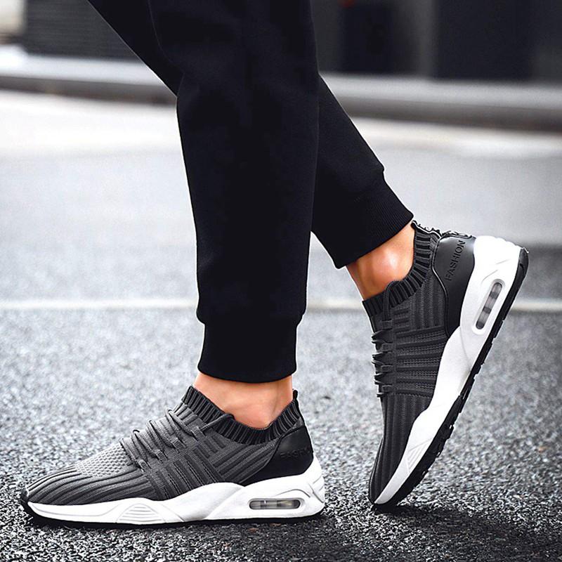 Men-039-s-Running-Shoes-Light-Training-Shoes-Mesh-Breathable-Male-Shoes-Lace-Up-L3E7 thumbnail 27