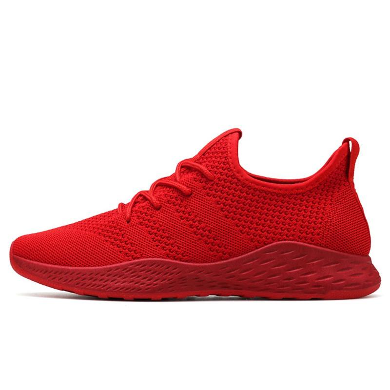 1X-Chaussures-de-course-pour-hommes-Maille-Respirant-Chaussures-pour-hommes-X1R7 miniature 5
