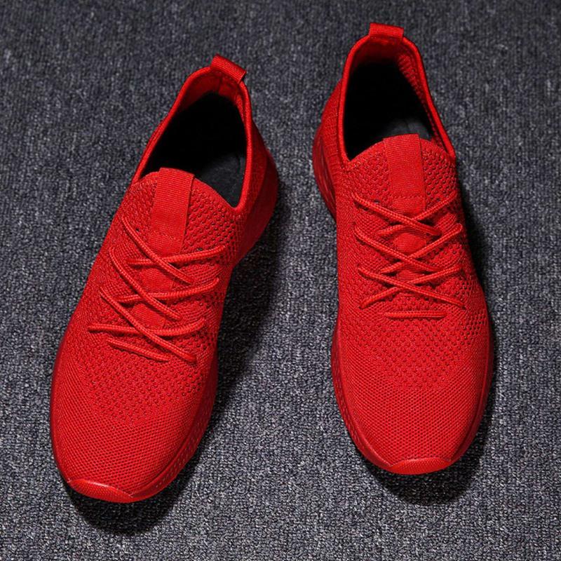 1X-Chaussures-de-course-pour-hommes-Maille-Respirant-Chaussures-pour-hommes-X1R7 miniature 6