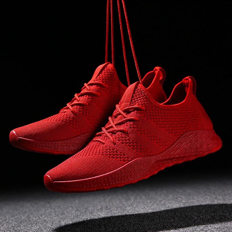 1X-Chaussures-de-course-pour-hommes-Maille-Respirant-Chaussures-pour-hommes-X1R7 miniature 7