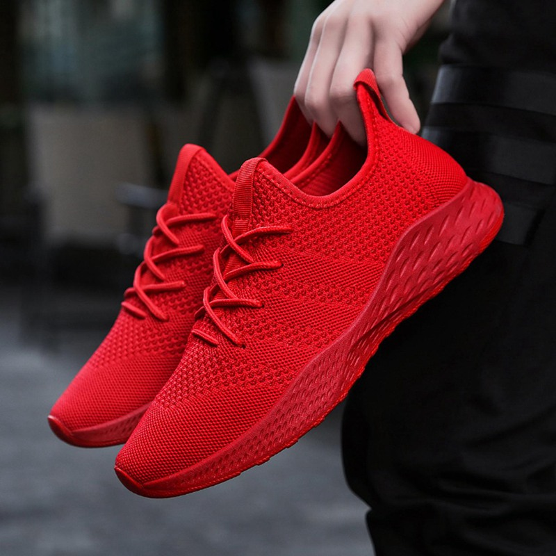 1X-Chaussures-de-course-pour-hommes-Maille-Respirant-Chaussures-pour-hommes-X1R7 miniature 8