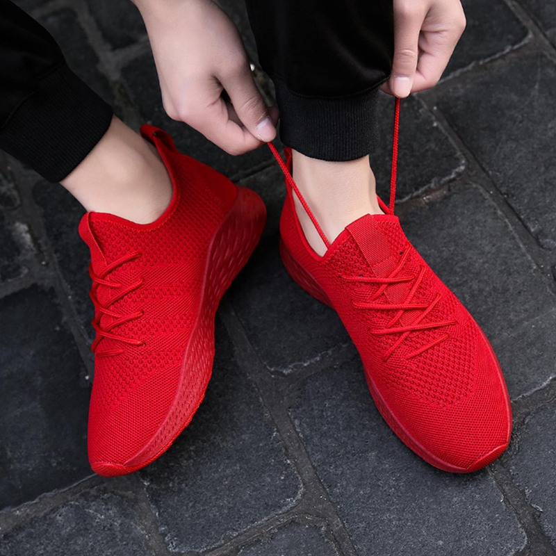 1X-Chaussures-de-course-pour-hommes-Maille-Respirant-Chaussures-pour-hommes-X1R7 miniature 9