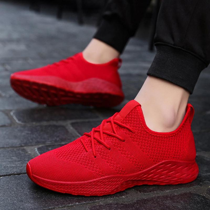 1X-Chaussures-de-course-pour-hommes-Maille-Respirant-Chaussures-pour-hommes-X1R7 miniature 10