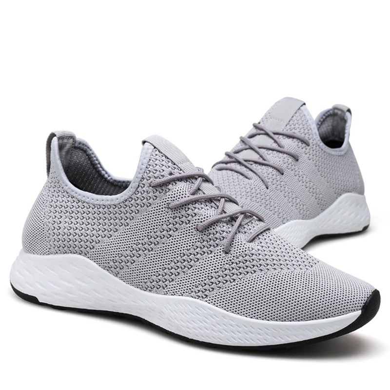 1X-Chaussures-de-course-pour-hommes-Maille-Respirant-Chaussures-pour-hommes-X1R7 miniature 13