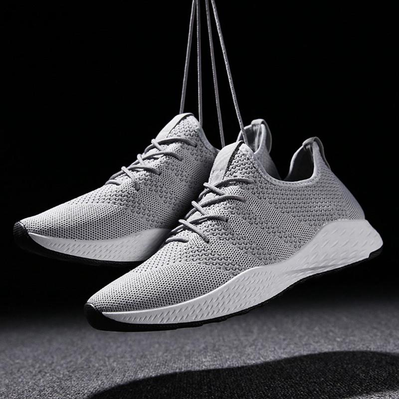 1X-Chaussures-de-course-pour-hommes-Maille-Respirant-Chaussures-pour-hommes-X1R7 miniature 17