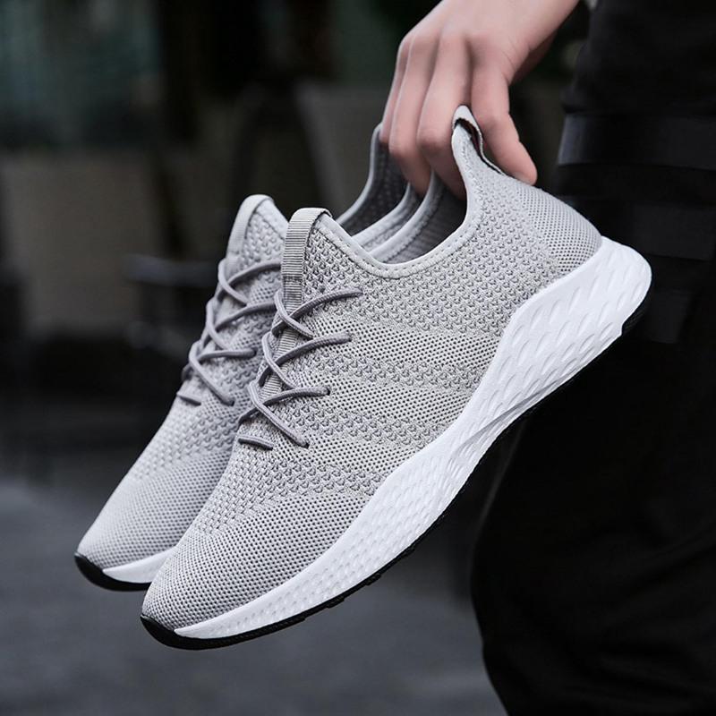 1X-Chaussures-de-course-pour-hommes-Maille-Respirant-Chaussures-pour-hommes-X1R7 miniature 18