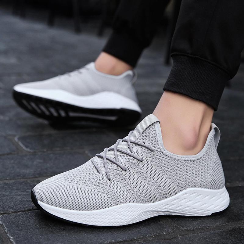 1X-Chaussures-de-course-pour-hommes-Maille-Respirant-Chaussures-pour-hommes-X1R7 miniature 19