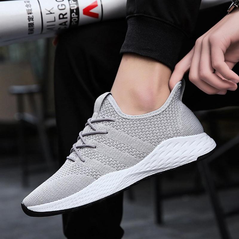 1X-Chaussures-de-course-pour-hommes-Maille-Respirant-Chaussures-pour-hommes-X1R7 miniature 20