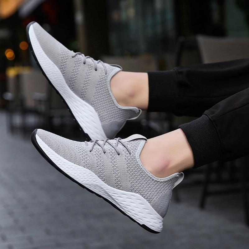 1X-Chaussures-de-course-pour-hommes-Maille-Respirant-Chaussures-pour-hommes-X1R7 miniature 21