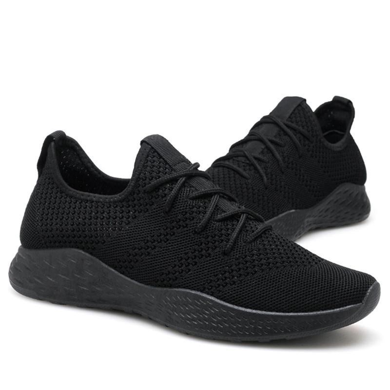 1X-Chaussures-de-course-pour-hommes-Maille-Respirant-Chaussures-pour-hommes-X1R7 miniature 23