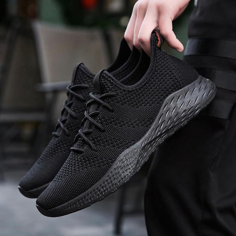 1X-Chaussures-de-course-pour-hommes-Maille-Respirant-Chaussures-pour-hommes-X1R7 miniature 27
