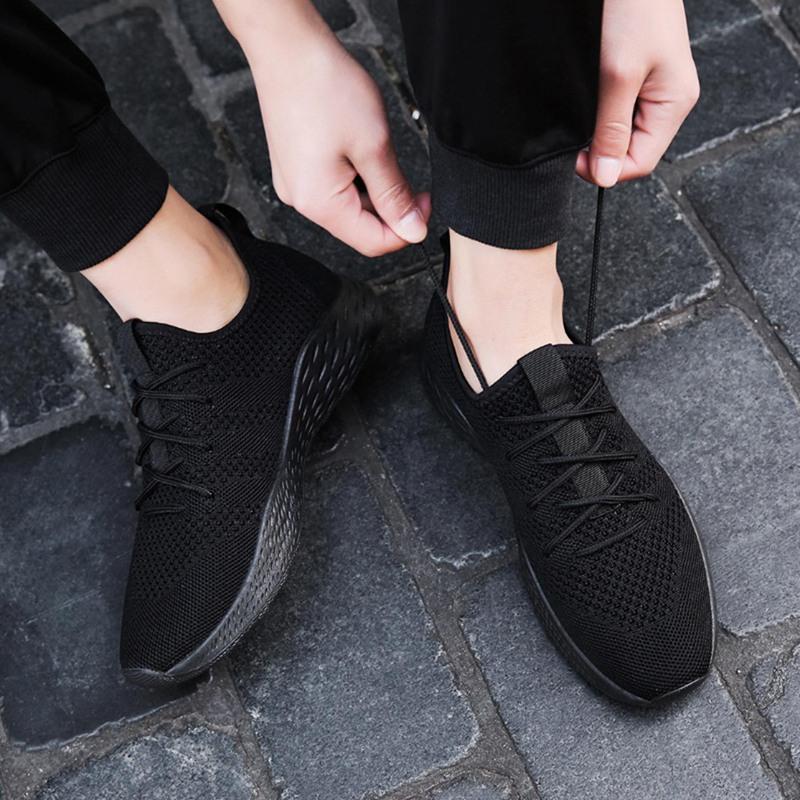 1X-Chaussures-de-course-pour-hommes-Maille-Respirant-Chaussures-pour-hommes-X1R7 miniature 28