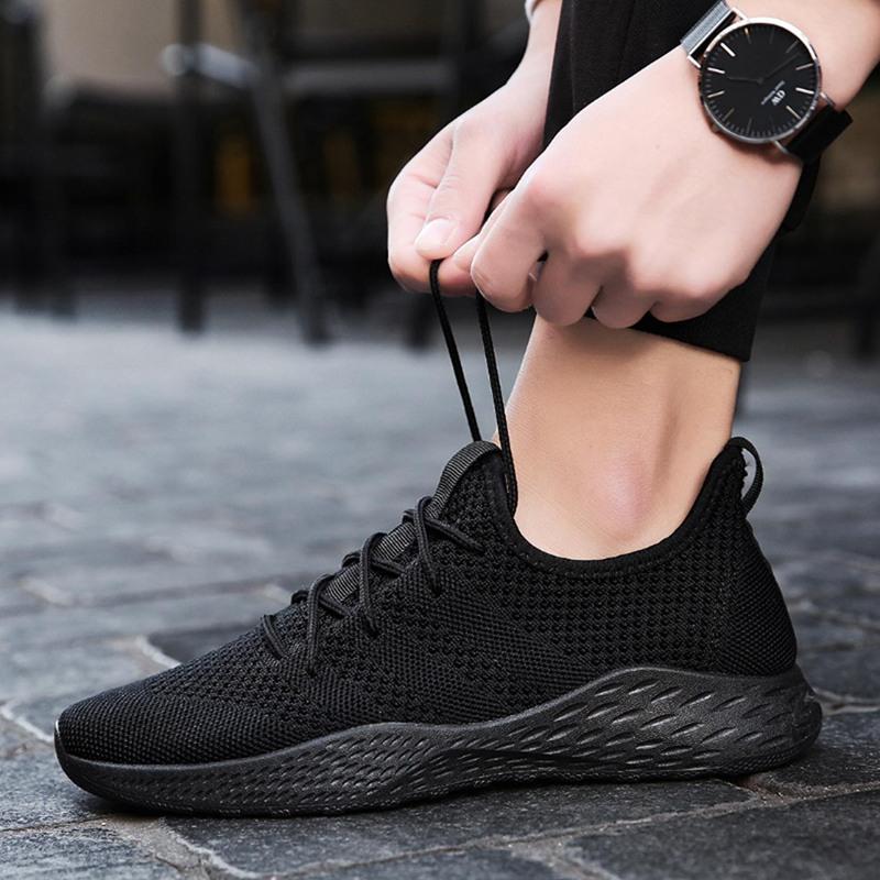 1X-Chaussures-de-course-pour-hommes-Maille-Respirant-Chaussures-pour-hommes-X1R7 miniature 29