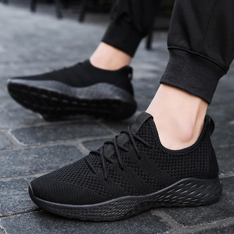 1X-Chaussures-de-course-pour-hommes-Maille-Respirant-Chaussures-pour-hommes-X1R7 miniature 30